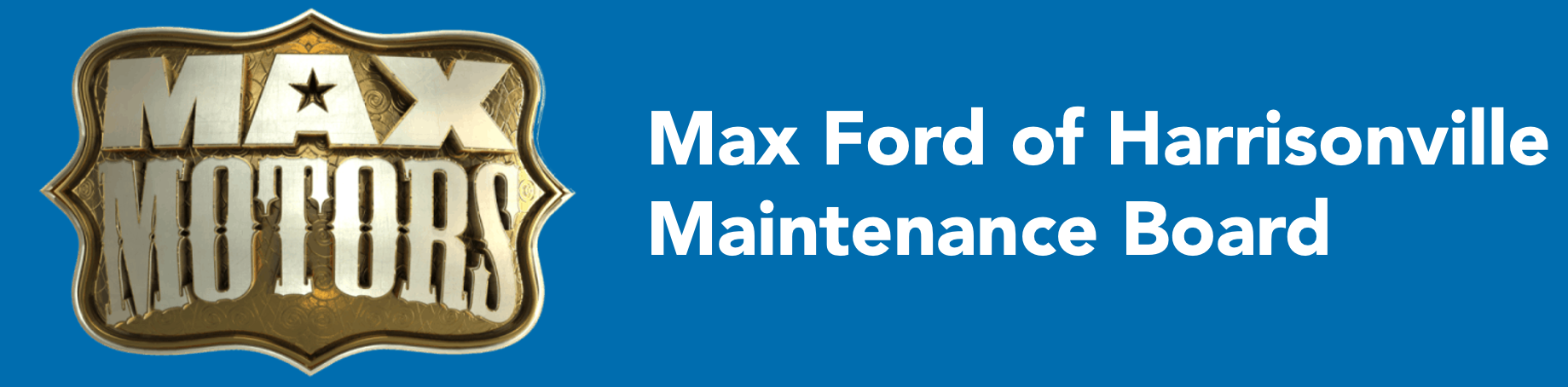 Max Ford